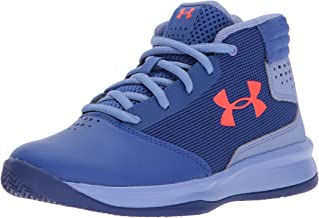 Under Armour Kids' Pre School Jet 2017 Basketball Shoe