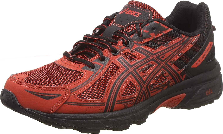 ASICS Gel-Venture 6 Trail Running shoes - AW18 Black