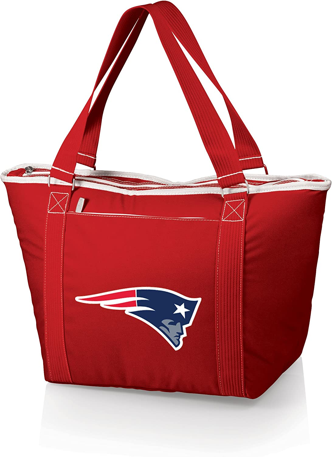 Cheap SALE Start NFL Japan Maker New England Patriots Topanga Cooler Tote Red Insulated