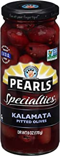 Pearls Specialties Olives, Kalamata Pitted Olives