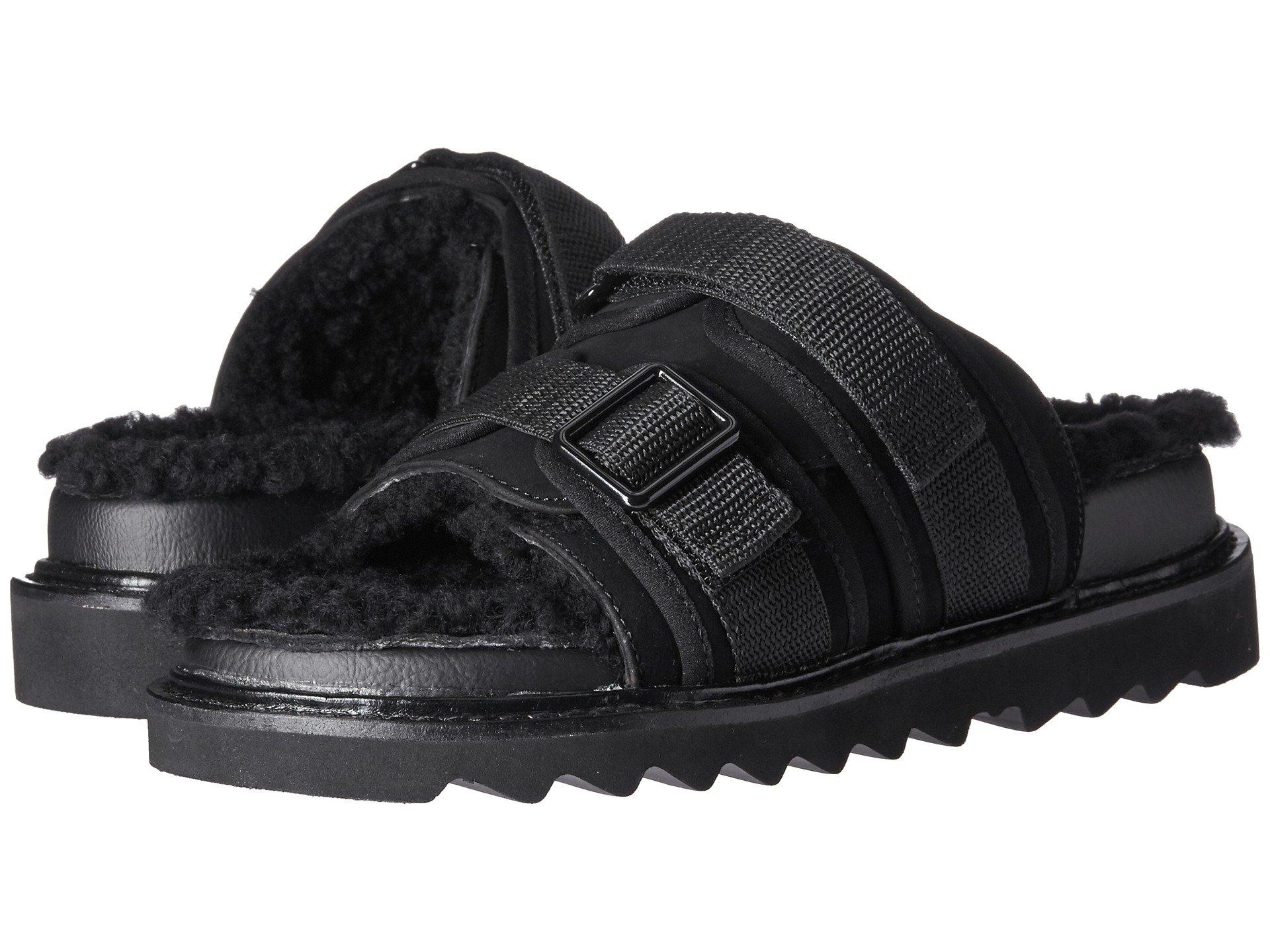 Sandalias para Mujer Yand#39;s by Yohji Yamamoto Sheep Skin Foot Bed  +