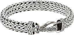 Classic Chain 11 mm. Flat Chain Bracelet