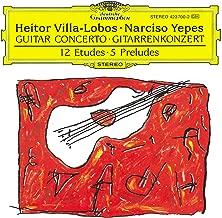 Villa-Lobos: 12 Etudes For Guitar - Etude No.7 In E Major