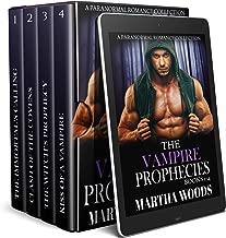 The Vampire Prophecies Collection: Books 1-4 (The Vampire Prophecies Series Box Set Book 1)