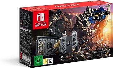 Nintendo Switch edición Monster Hunter Rise (Edición Limitada)