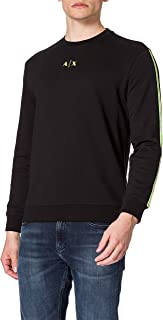 Armani Exchange Men's Black Sweatshirt