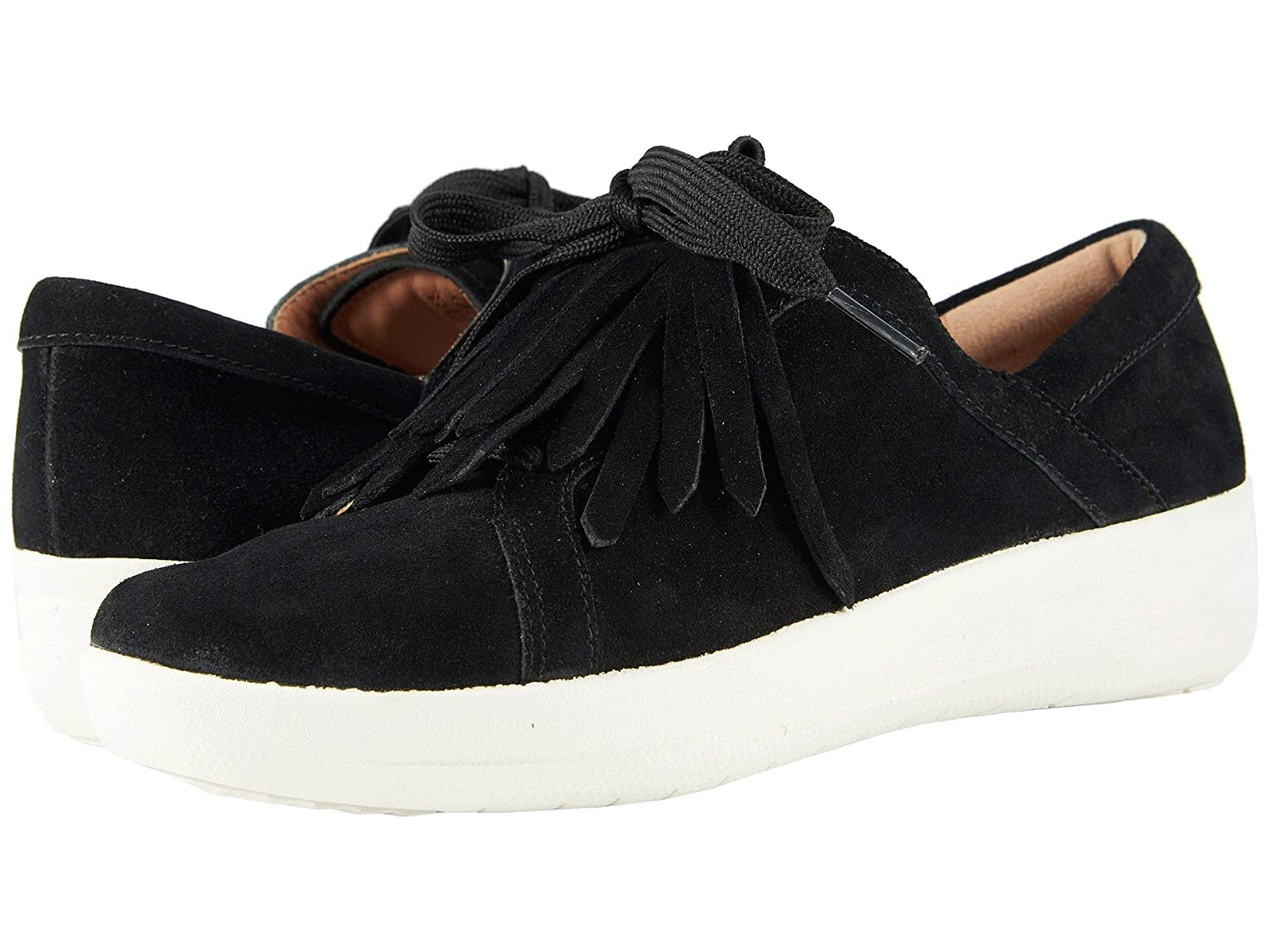 FitFlop F-Sporty II Lace-Up Fringe SneakersCheap and distinctive eye-catching shoes