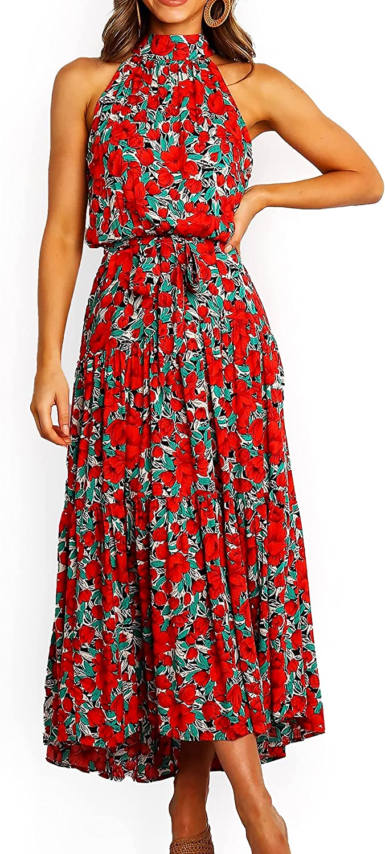 Lantina Women's Summer Slip Dress
