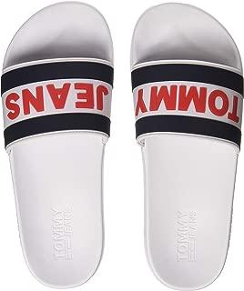 TOMMY HILFIGER Men's Flip Flops Thong Sandals