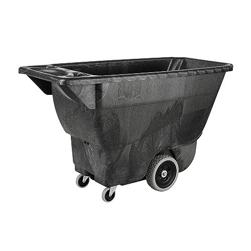 Trash Cart with Wheels: Amazon.com