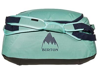 Burton Multipath Duffel 40L (Buoy Blue Coated) Duffel Bags