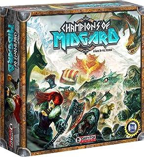 Grey Fox Games Champions of Midgard Board Game