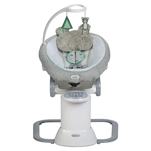 Graco EveryWay Soother Baby Swing - Best Baby Swings For Small Spaces