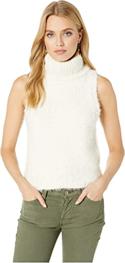 Cuzzy Cream Knit