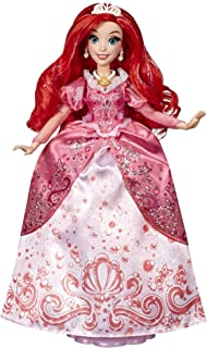 Disney Princess Deluxe Ariel Fashion Doll