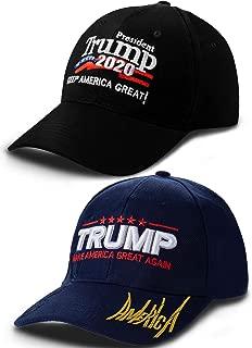 Best trump wearing baseball cap Reviews
