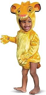 Baby Boys Simba Infant Costume