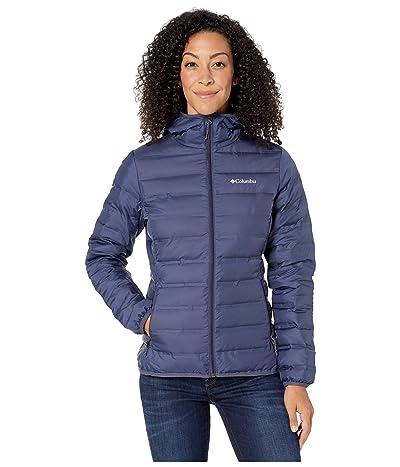 Columbia Lake 22tm Down Hooded Jacket (Nocturnal) Women