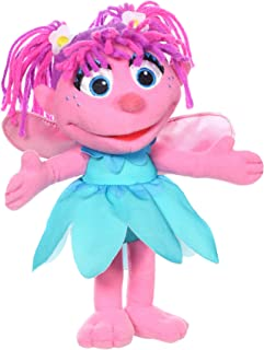 Sesame Street Mini Plush Abby Cadabby Doll: 10-inch Abby Cadabby Toy for Toddlers and Preschoolers, Toy for 1 Year Olds and Up