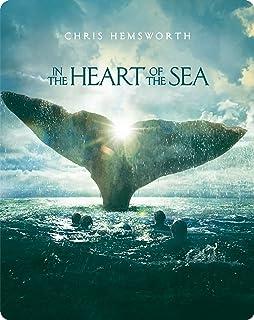 【Amazon.co.jp限定】白鯨との闘い 3D&2D ブルーレイセット スチールブック仕様(2枚組/デジタルコピー付) [Blu-ray]