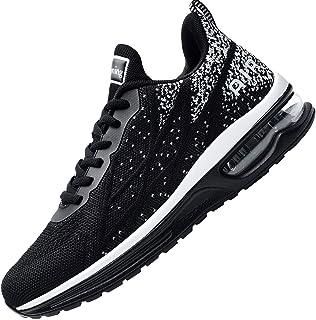 AUPERF Women's Air Running Shoes,Breathable Lightweight Walking Sports Tennis Sneaker