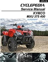 KYMCO MXU 375/400 ATV Online Service Manual