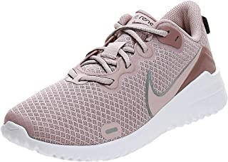Nike RENEW RIDE, Women's Road Running Shoes, Multicolour (Stone Mauve/Metallic Silver-Black)
