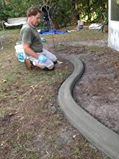 Lovely999 Custom Curbing Concrete Edging Landscaping DIY The Original Curb It Yourself