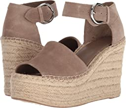 fa46679d7a43 Taupe Suede. 267. Marc Fisher LTD. Alida Espadrille Wedge