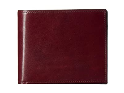 Bosca Old Leather Euro RFID Executive Wallet w/ Coin Pocket