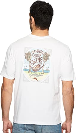 Tommy Bahama - Improve Your Swing Tee
