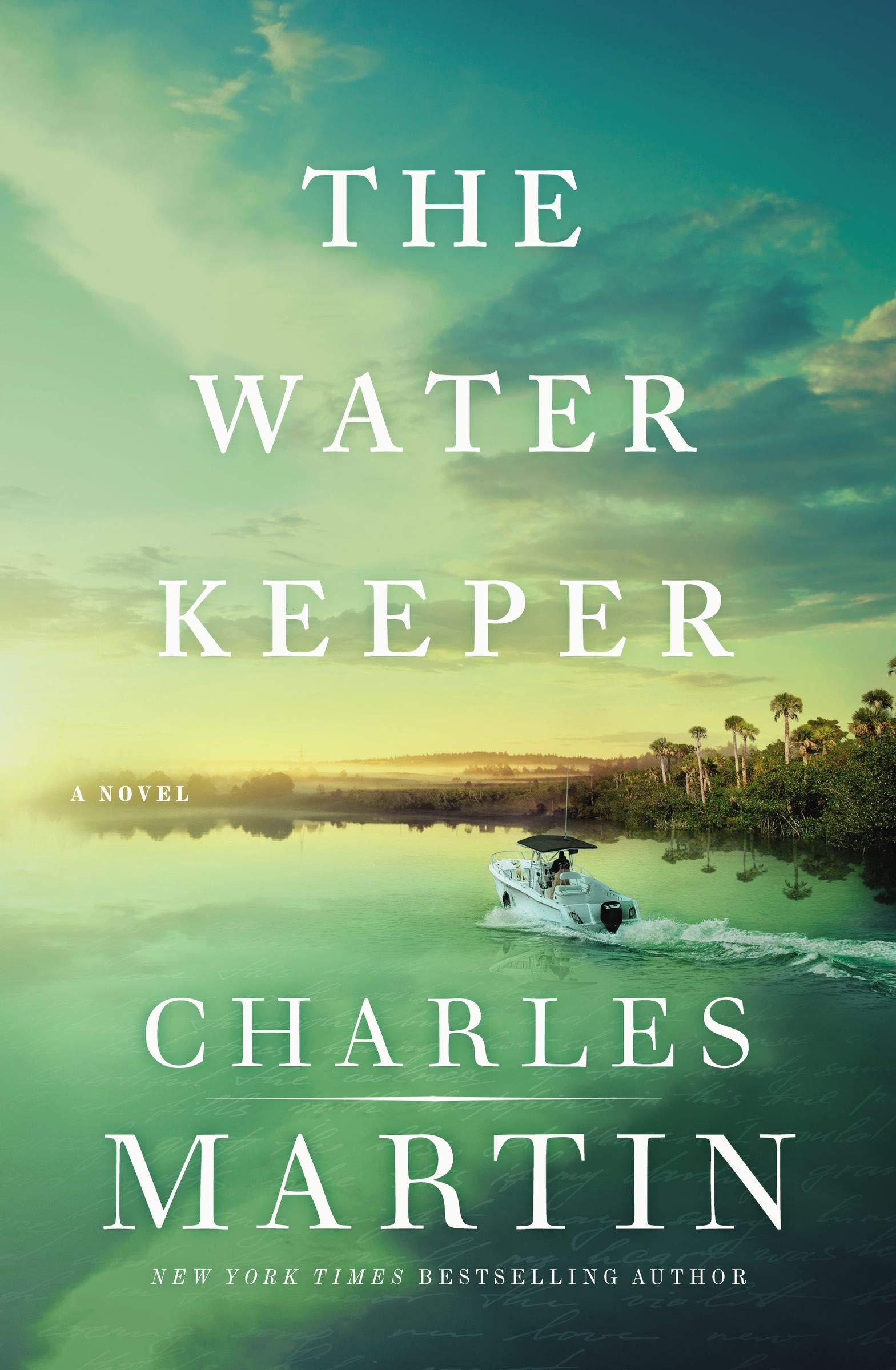 The Water Keeper (A Murphy Shepherd Novel Book 1)