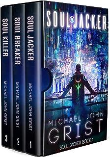 Soul Jacker Box Set: The Complete Cyberpunk Trilogy - Books 1-3