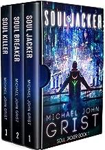 Soul Jacker Box Set: The Complete SF Trilogy - Books 1-3