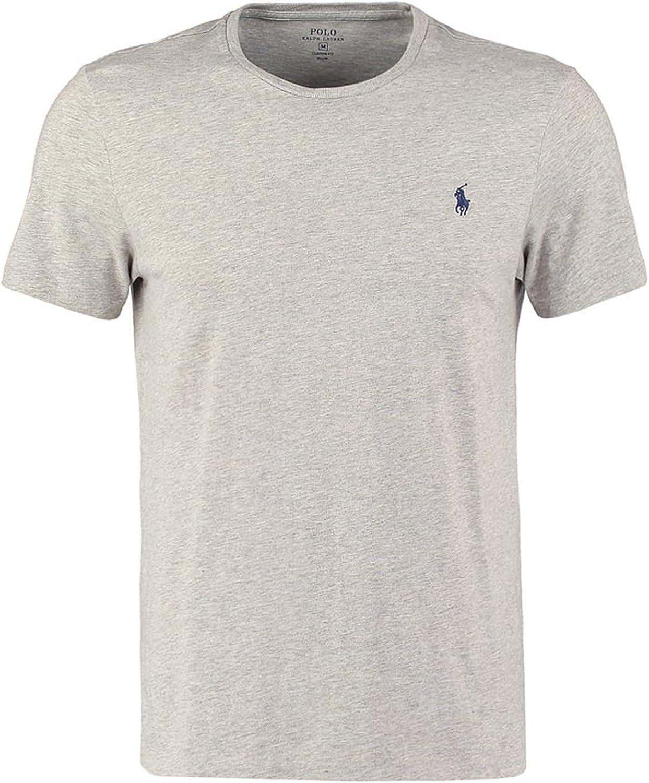 Ralph Lauren - Camiseta - Básico - Cuello redondo - Manga ...