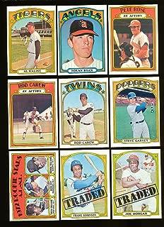 roberto clemente 1972 topps baseball card