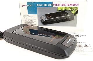 Gran Prix Video Cassette VHS Tape Super Rewinder Model Number: TVR-91