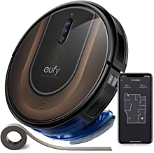 eufy by Anker, RoboVac G30 Hybrid, Robot Vacuum with Smart Dynamic Navigation 2.0, 2-in-1 sweep and mop, 2000Pa Suction, W...