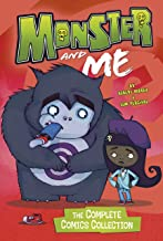 Monster and Me: The Complete Comics Collection (Stone Arch Graphic Novels)
