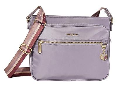 Hedgren Magical Medium Crossbody (Misty Lavender) Handbags