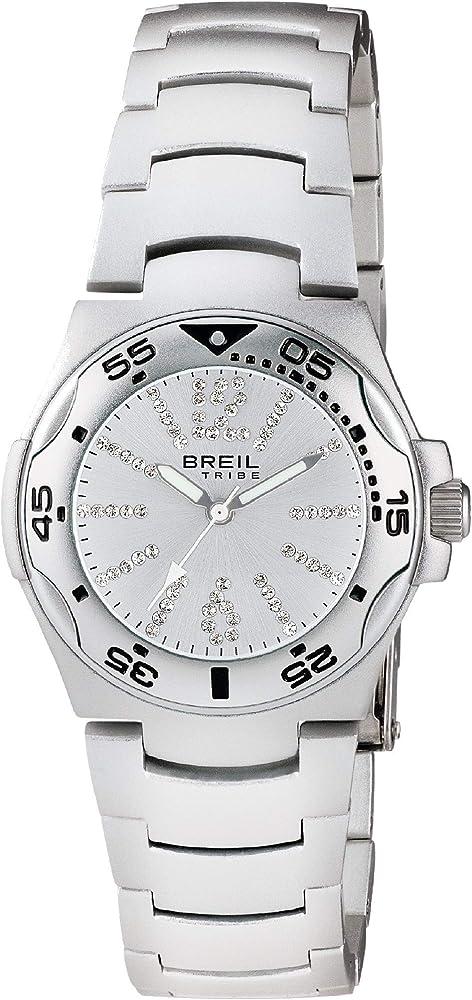 Breil orologio per donna modello c`est chic in acciaio inossidabile EW0270