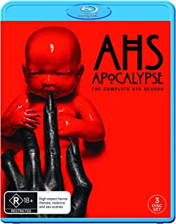 AMERICAN HORROR STORY: APOCALYPSE SEASON 8 BLU-RAY