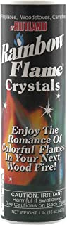 Rutland 715 Rainbow Flame Crystal - 16 oz.