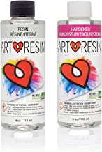 ArtResin - Epoxy Resin - Clear - Non-Toxic - 8 oz (236 ml)