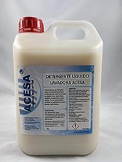 ACESA Detergente Líquido Lavadora Jabón de Marsella. para