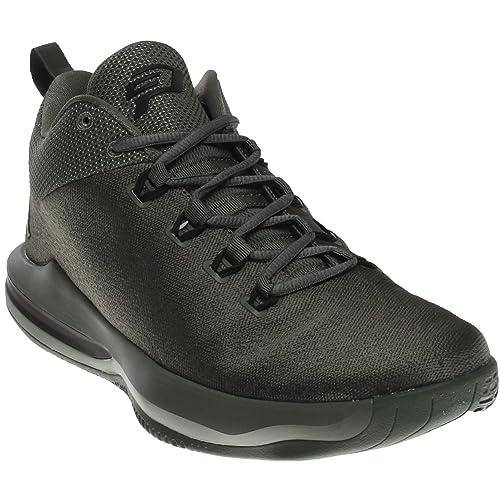 2c78b2d55805 Jordan Mens CP3.X AE Athletic   Sneakers Black