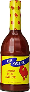 Red Rooster Louisiana Hot Sauce 12 oz