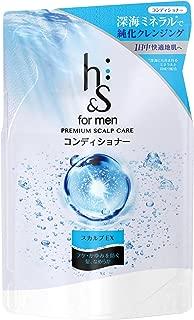 h&s for men コンディショナー スカルプEX 詰め替え 300g
