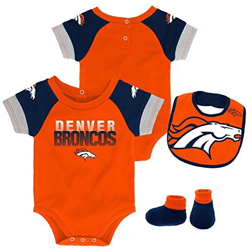 best service a9f60 2222e Baby Denver Broncos Apparel: Amazon.com
