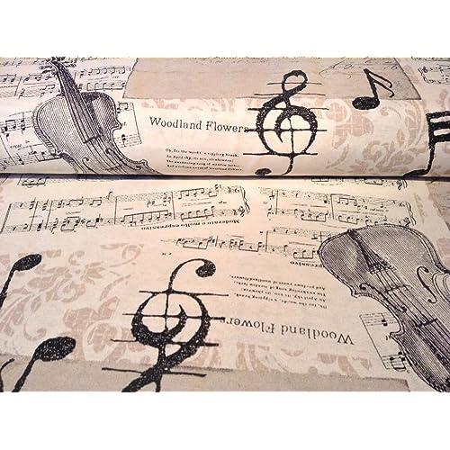 Music Fabric Amazon Co Uk